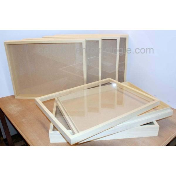 boite vitrée