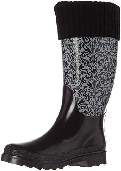 Chaussures et Sacs Demar Bottes en caoutchouc bottes de
