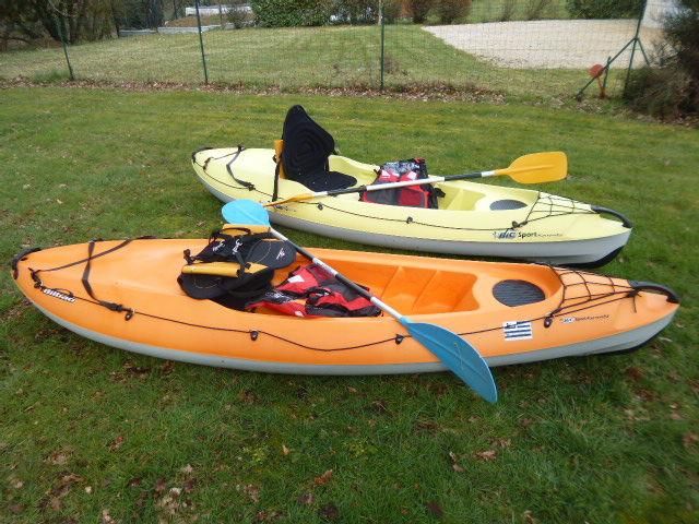 canoe kayak occasion