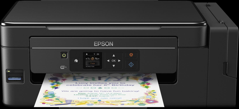 epson ecotank 2650