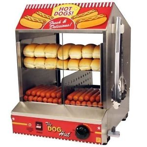 machine a hot dog