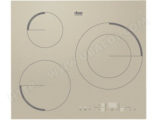 plaque induction faure