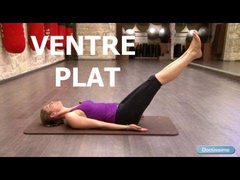 sport pour maigrir ventre