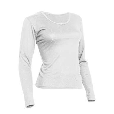 tee shirt thermique femme