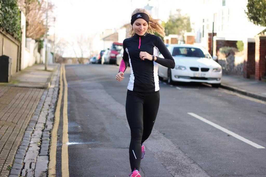 tenue de running femme
