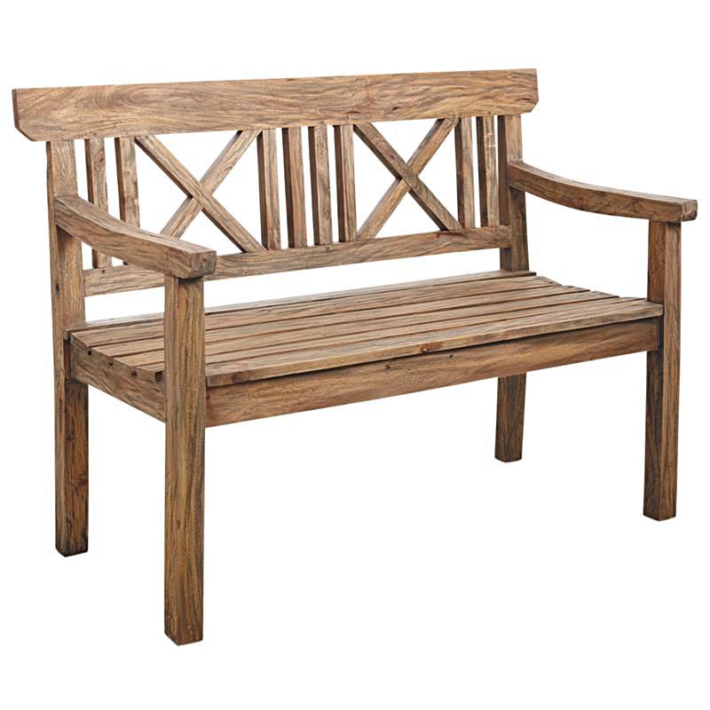 banc de jardin bois