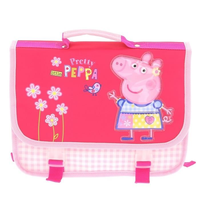 cartable peppa pig