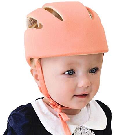 casque protection bébé