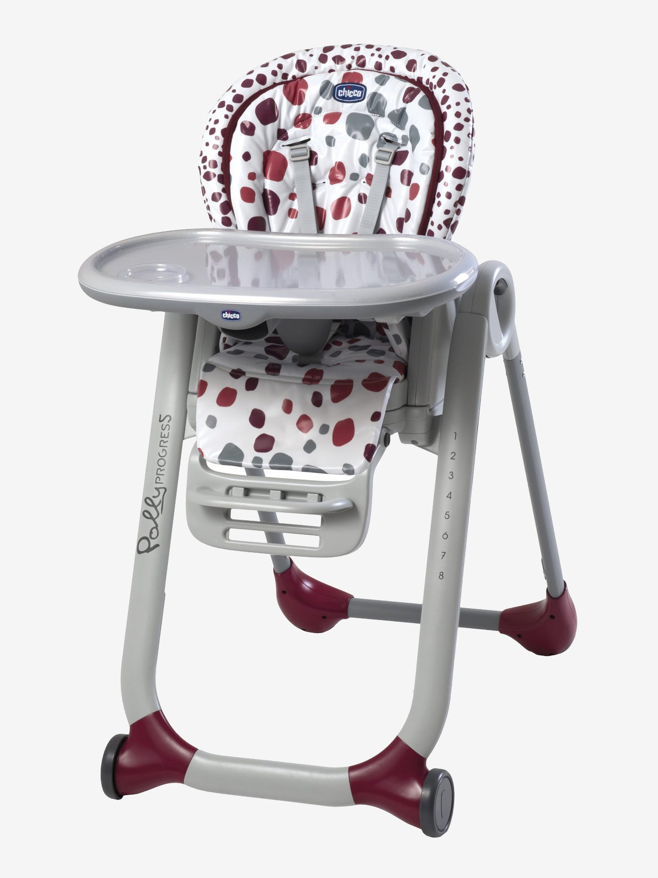 chaise haute chicco polly 2 en 1