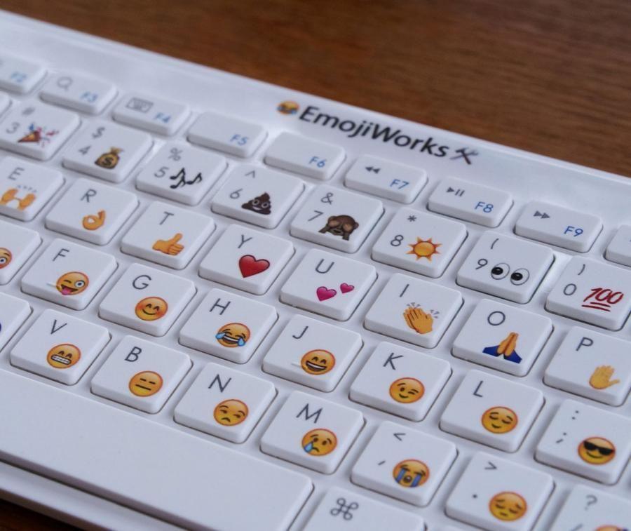 clavier emoji