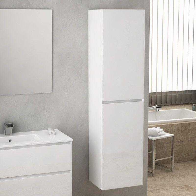 colonne rangement salle de bain
