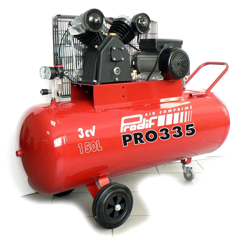 compresseur 150l 3cv