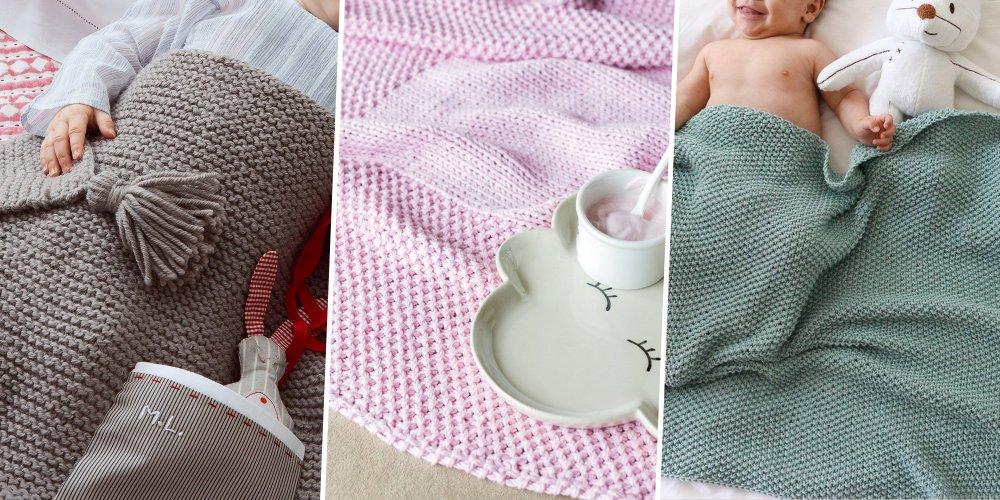 couverture pour bébé
