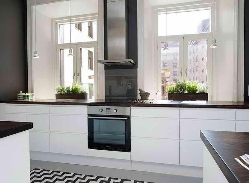 cuisine ringhult blanc
