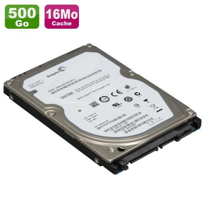 disque dur 500 go