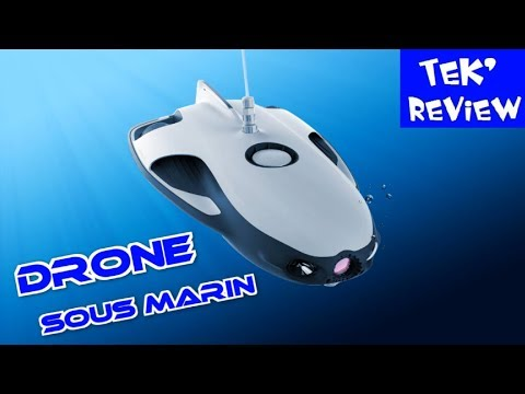 drone sous marin