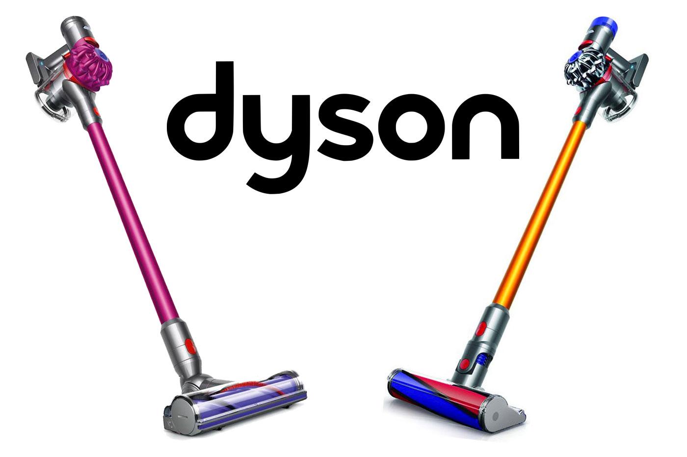 dyson v8 promo