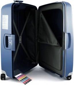 fermeture valise samsonite