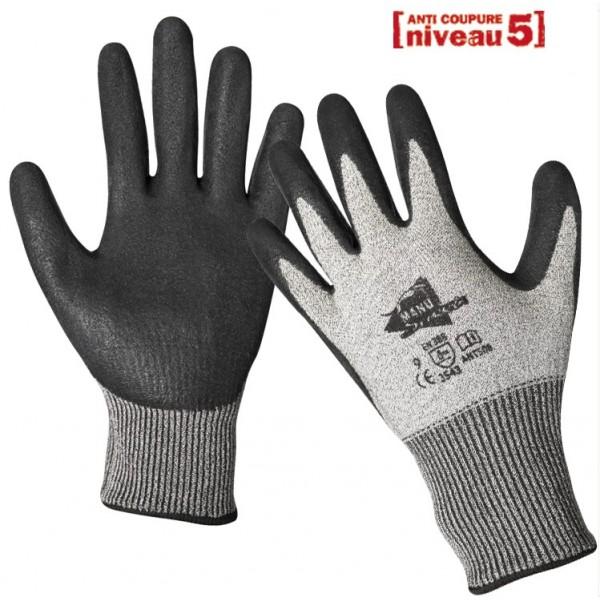 gants de sécurité