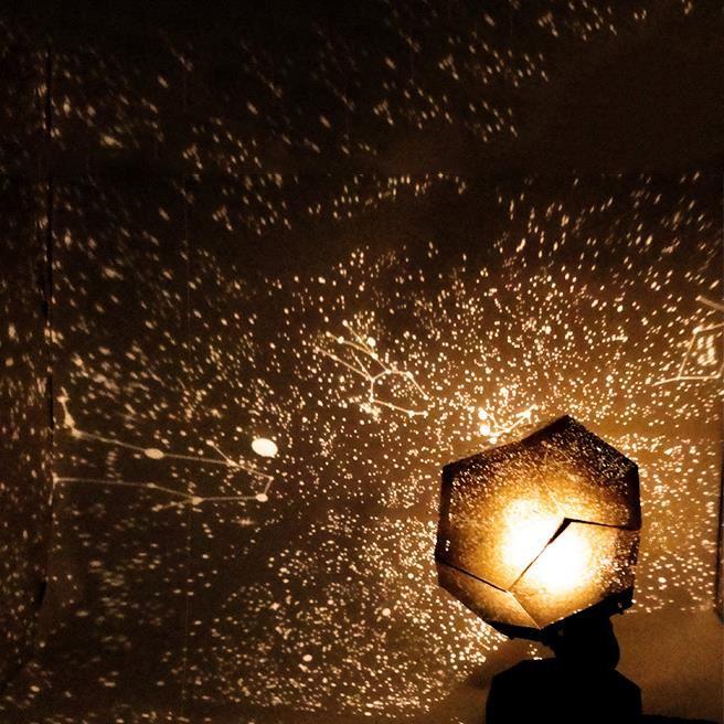 lampe etoile