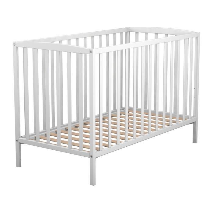 lit à barreaux