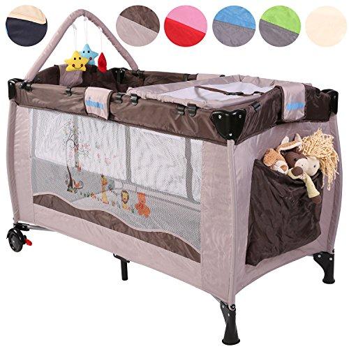 lit parapluie pour bébé
