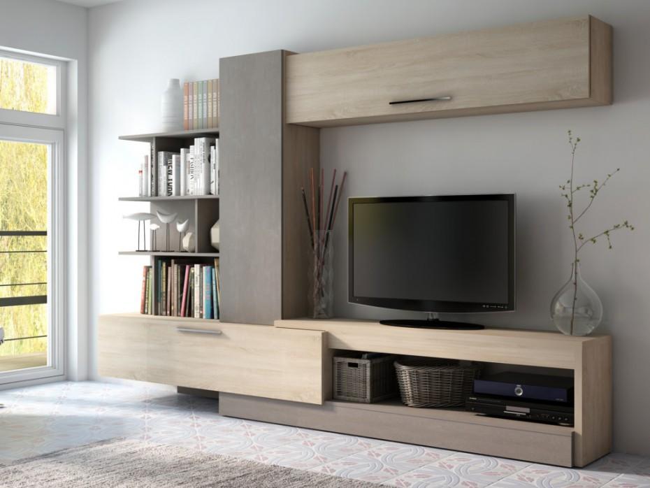 meuble tv rangement