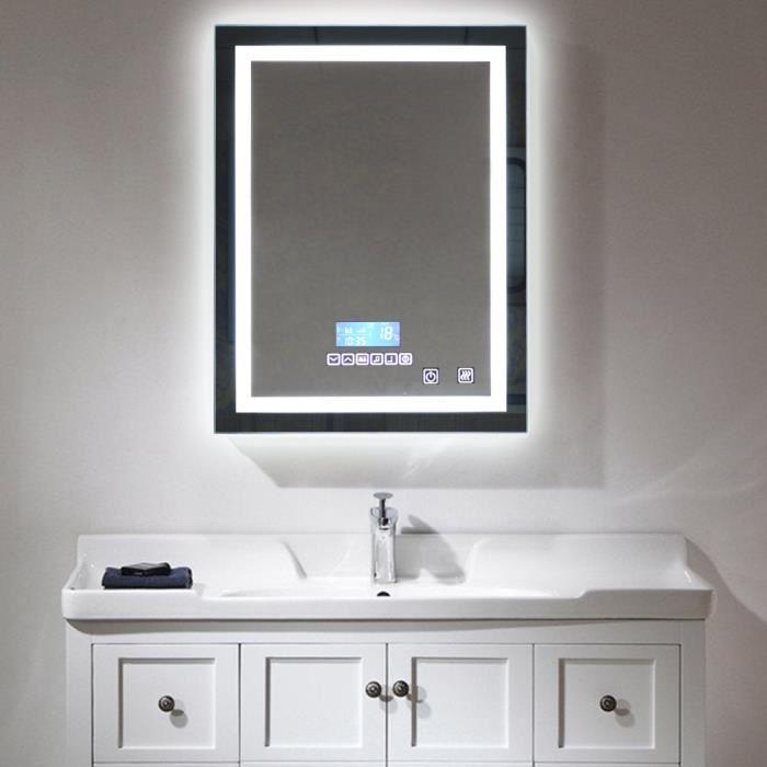 ▷ Avis Miroir salle de bain lumineux 【 En 2019, achetez avec le ...