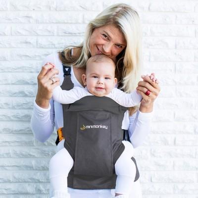 ▷ Meilleur Porte bébé ventral et dorsal   Les Tests et Avis en ... 4fbd735b080