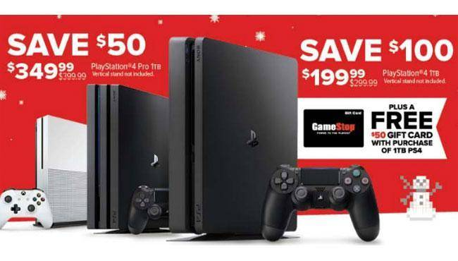 ps4 black friday 2017