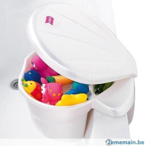 rangement jouet bain