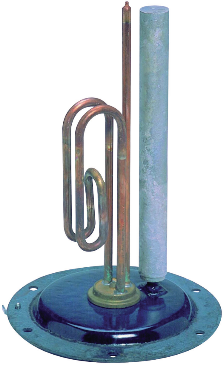 resistance chauffe eau electrique