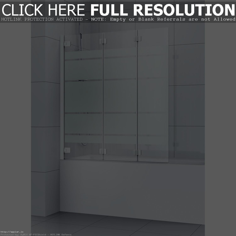 separation de baignoire