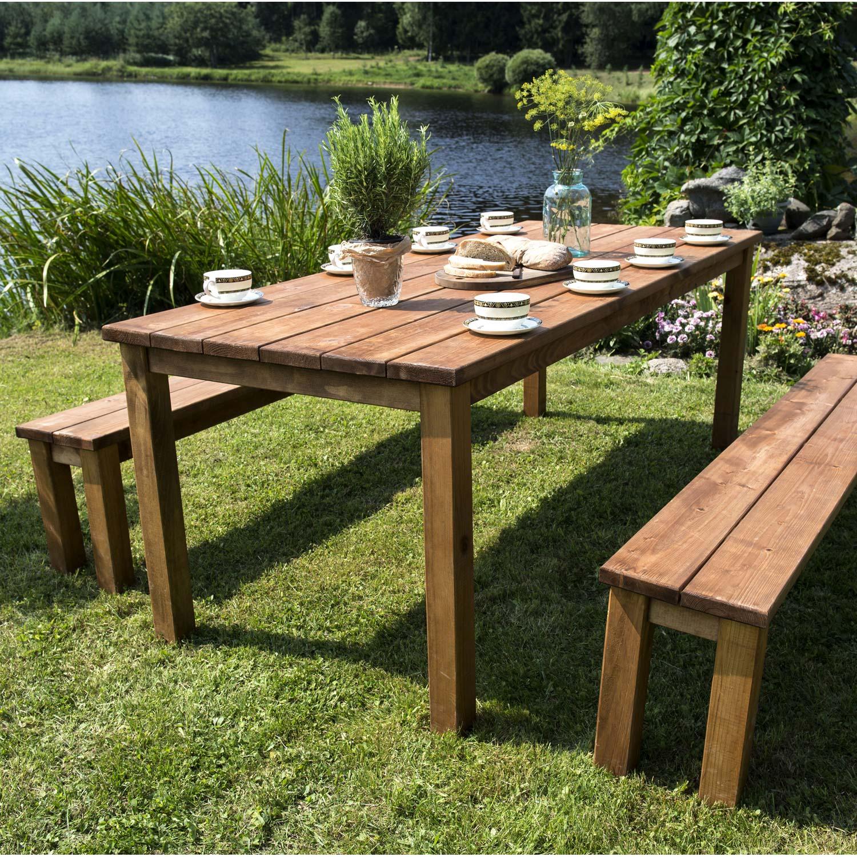 ▷ Avis Table de jardin bois 【 Comparatif et Meilleur Test pour ...