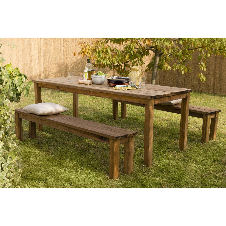 ▷ Meilleur Table jardin bois ▷ Le Test et Comparatif de 2019【 Avis 】