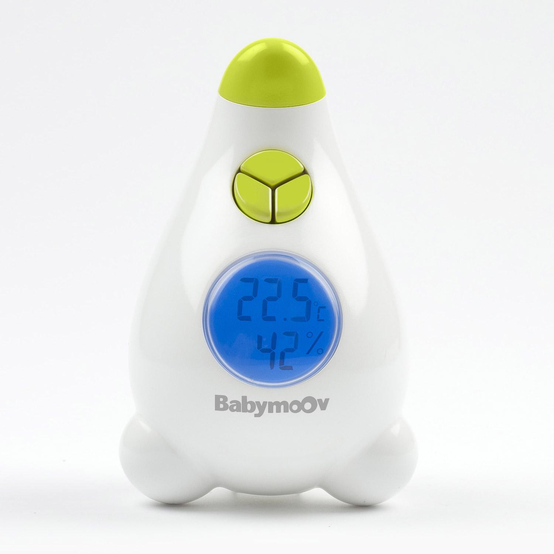 thermomètre hygromètre babymoov