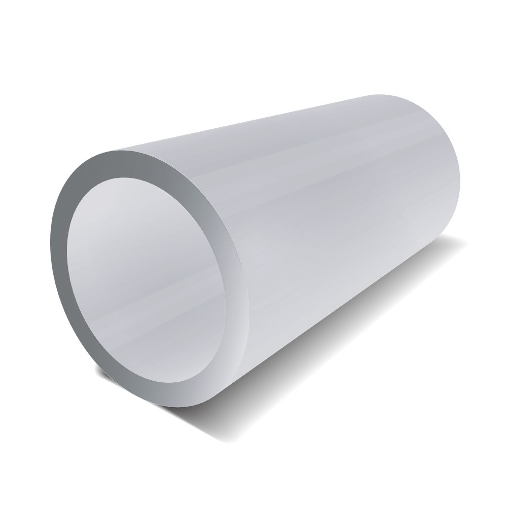 /Mat/ériau ALM gsi0,5/F22/ B /& Tube rond en aluminium dans diff/érentes tailles en-AW 6060