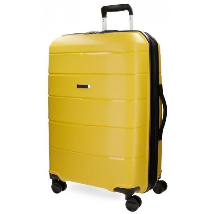 valise jaune
