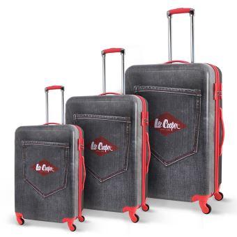 valise rigide abs ou polycarbonate