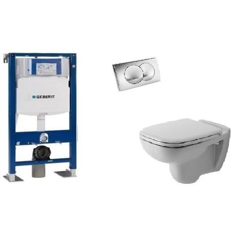 wc suspendu geberit autoportant