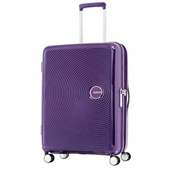 american tourister purple