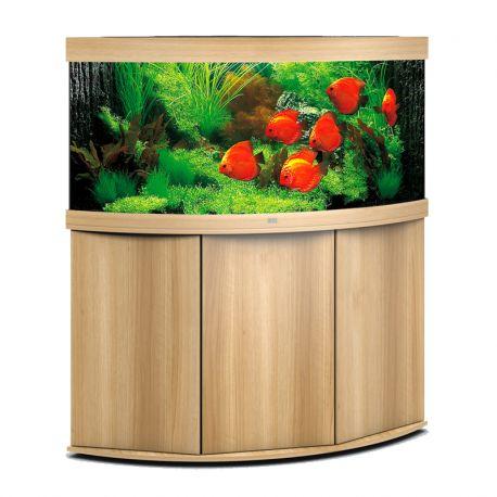 aquarium d angle avec meuble