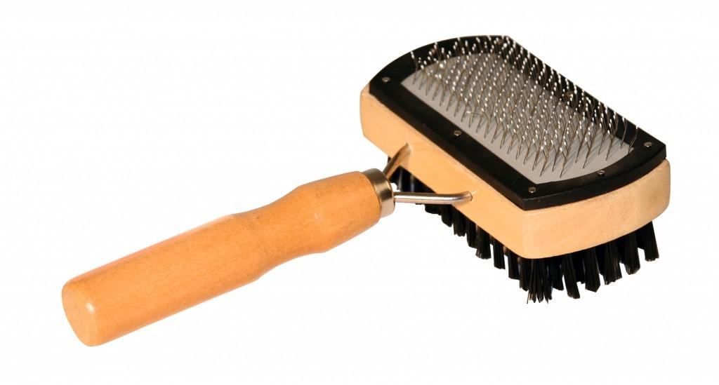 brosse chien