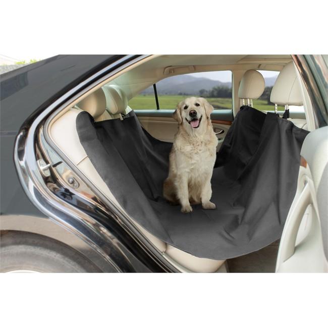 couverture voiture chien