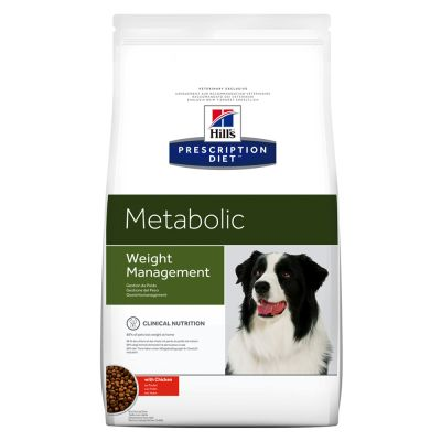 hill's metabolic chien