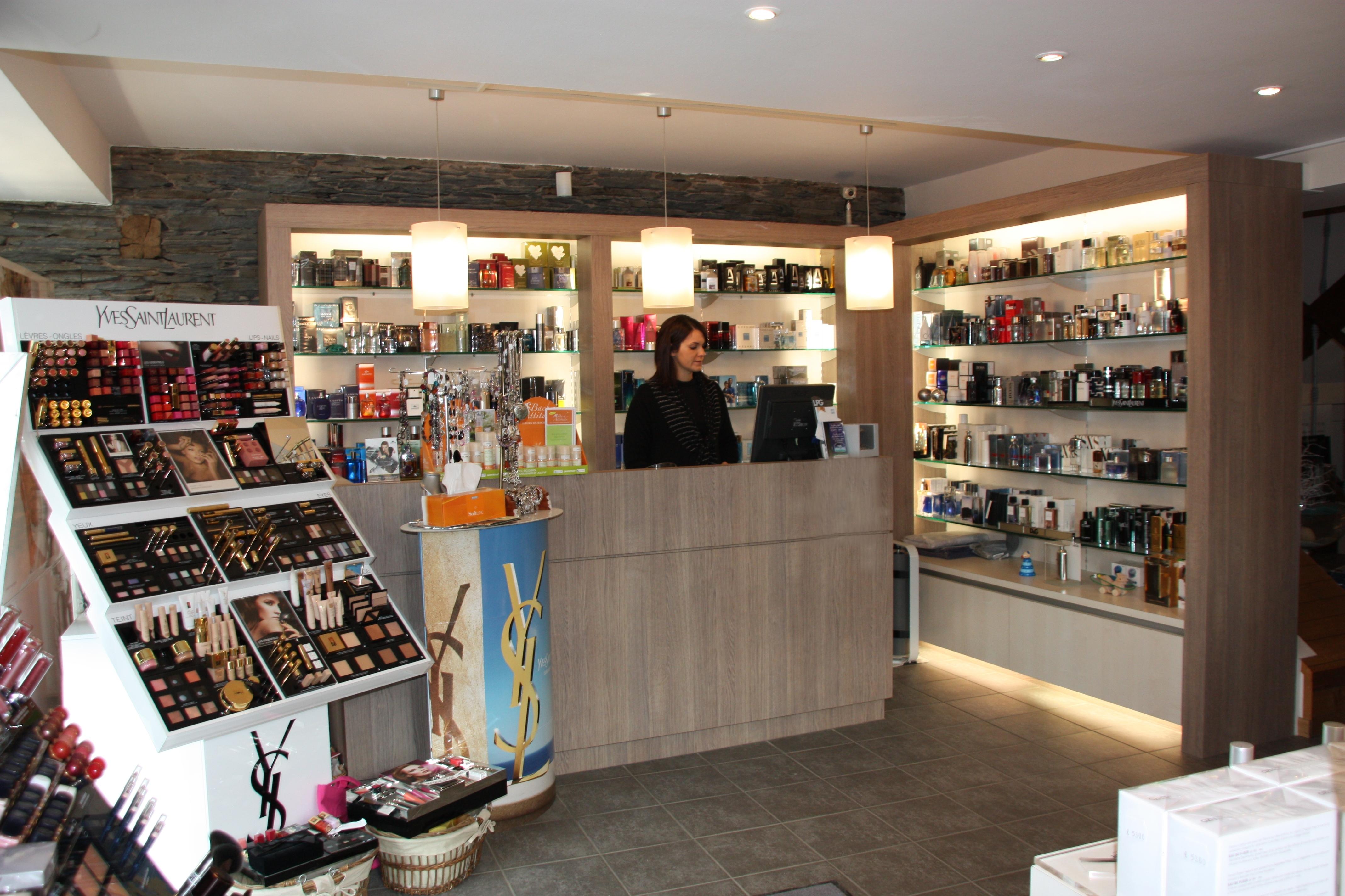 magasin de parfum