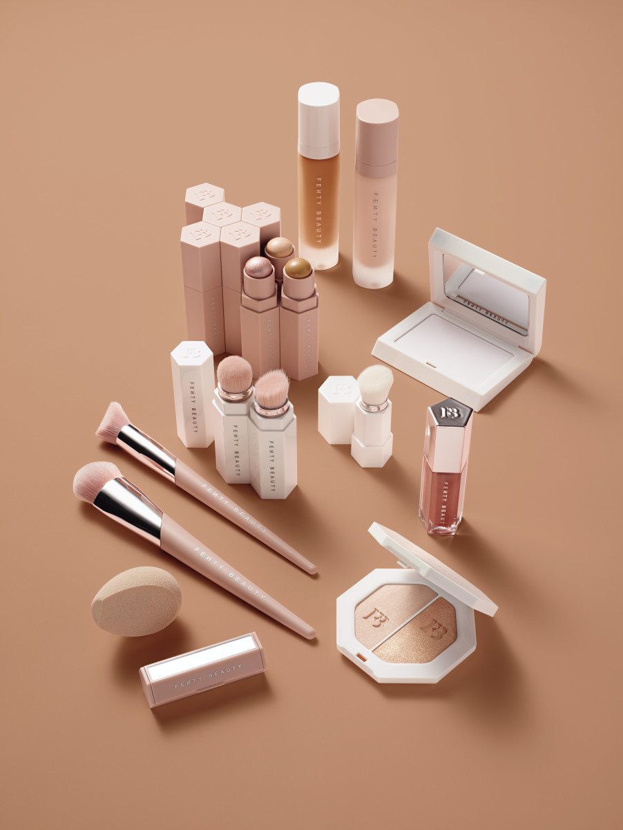 maquillage fenty beauty