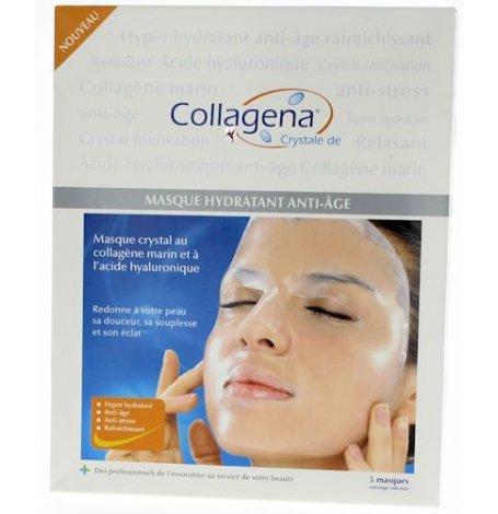 masque collagene