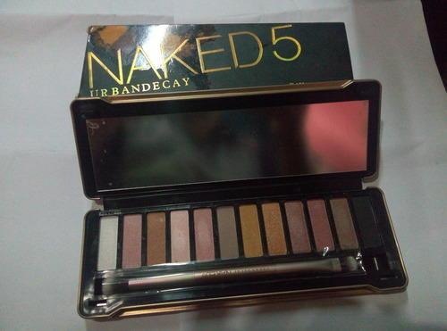 naked 5