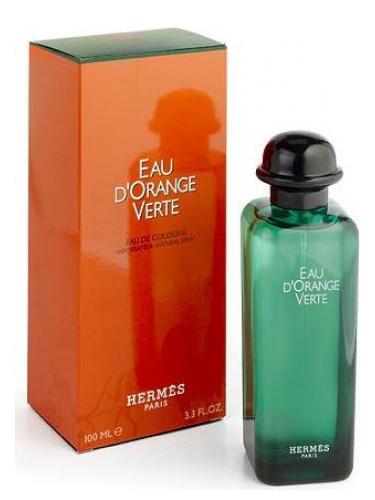 orange verte